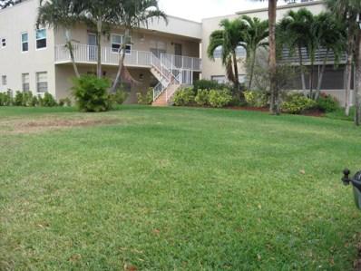 818 Normandy R UNIT 818, Delray Beach, FL 33484 - MLS#: RX-10422039