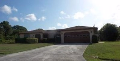 1033 SE Odonnell Lane, Port Saint Lucie, FL 34983 - MLS#: RX-10422112