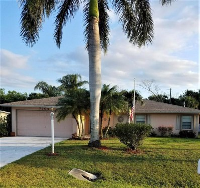 7704 Santana Avenue, Fort Pierce, FL 34951 - MLS#: RX-10422121