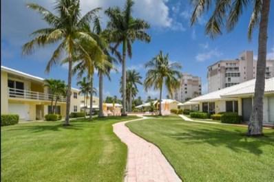 1920 S Ocean Boulevard UNIT 9, Delray Beach, FL 33483 - MLS#: RX-10422124