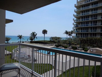 1069 Hillsboro Mile UNIT 203, Hillsboro Beach, FL 33062 - MLS#: RX-10422221