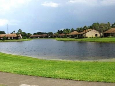 8665 Boca Glades Boulevard W UNIT D, Boca Raton, FL 33434 - MLS#: RX-10422284