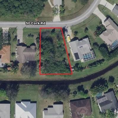 383 SE Cork Road, Port Saint Lucie, FL 34984 - MLS#: RX-10422287