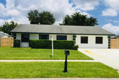 144 Cortes Avenue, Royal Palm Beach, FL 33411 - MLS#: RX-10422400
