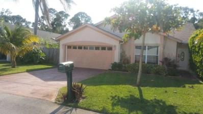 2805 W Foxhall Dr W, West Palm Beach, FL 33417 - MLS#: RX-10422403
