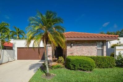 6917 Palmar Court, Boca Raton, FL 33433 - MLS#: RX-10422434