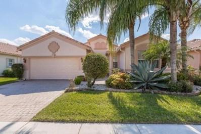 9542 Vercelli Street, Lake Worth, FL 33467 - MLS#: RX-10422440