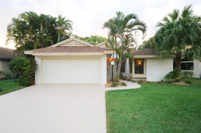 6100 Brandon Street, Palm Beach Gardens, FL 33418 - MLS#: RX-10422738