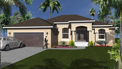 6122 NW Gaylord Terrace, Port Saint Lucie, FL 34986 - #: RX-10422776