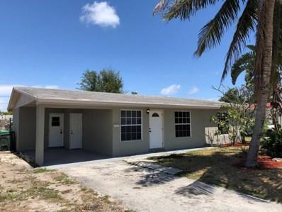 1610 W 12th Street, Riviera Beach, FL 33404 - MLS#: RX-10422827