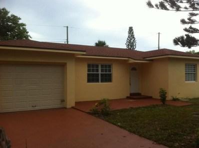901 31st Street, West Palm Beach, FL 33407 - MLS#: RX-10422892