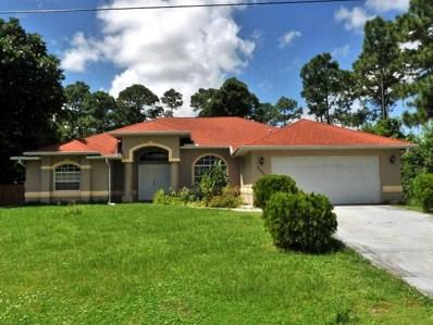 3422 SW Emden Street, Port Saint Lucie, FL 34953 - MLS#: RX-10422910