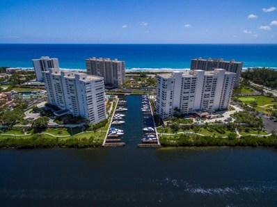 4001 N Ocean Boulevard UNIT 805, Boca Raton, FL 33431 - MLS#: RX-10422980