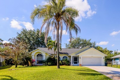 1618 SW Caisor Avenue, Port Saint Lucie, FL 34953 - MLS#: RX-10423062