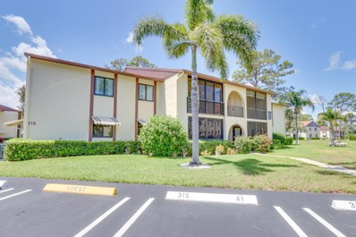 315 Knotty Pine Circle UNIT D-2, Greenacres, FL 33463 - MLS#: RX-10423085