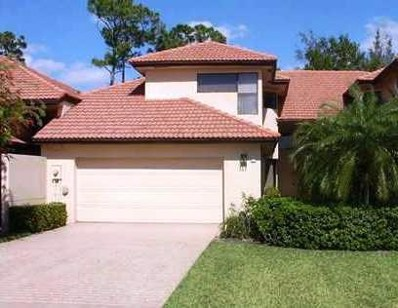 1120 Sand Drift Way UNIT B, West Palm Beach, FL 33411 - MLS#: RX-10423095