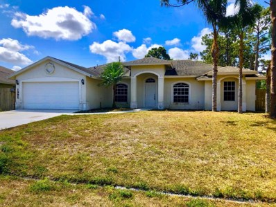 1392 SW Tadlock Avenue, Port Saint Lucie, FL 34953 - MLS#: RX-10423404