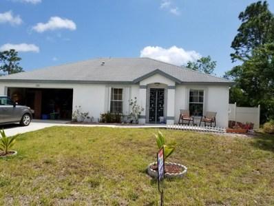 1791 SE Carvalho Street, Port Saint Lucie, FL 34983 - MLS#: RX-10423446