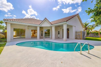 2014 Portland Avenue, Wellington, FL 33414 - MLS#: RX-10423451