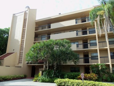 600 Egret Circle UNIT 7506, Delray Beach, FL 33444 - MLS#: RX-10423460