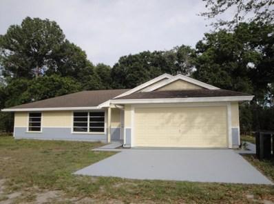 14561 Tangerine Drive, Loxahatchee Groves, FL 33470 - MLS#: RX-10423501