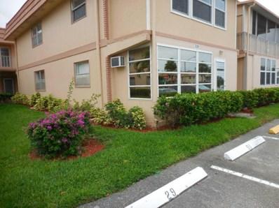 338 Monaco H, Delray Beach, FL 33446 - MLS#: RX-10423545