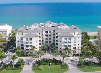 4001 N Ocean Boulevard UNIT # 101, Gulf Stream, FL 33483 - #: RX-10423548