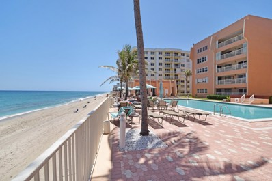 3520 S Ocean Boulevard UNIT H506, South Palm Beach, FL 33480 - MLS#: RX-10423549