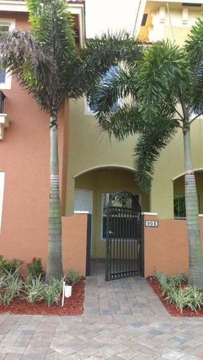2851 W Prospect Road UNIT 903, Tamarac, FL 33309 - MLS#: RX-10423648