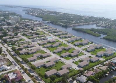 740 Horizons W UNIT 104, Boynton Beach, FL 33435 - MLS#: RX-10423668