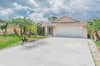 510 SW Ray Avenue, Port Saint Lucie, FL 34953 - MLS#: RX-10423675