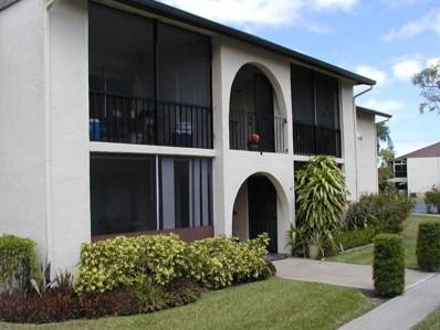 3492 La  Mar Court UNIT B-2, Greenacres, FL 33463 - MLS#: RX-10423685