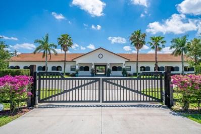 14389 Draft Horse Lane, Wellington, FL 33414 - MLS#: RX-10423693