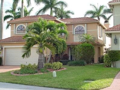 9140 Villa Portofino Circle, Boca Raton, FL 33496 - MLS#: RX-10423708