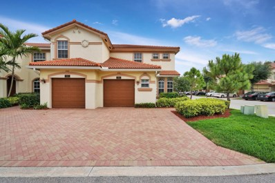 6320 Ginger Trail UNIT 106, Delray Beach, FL 33484 - MLS#: RX-10423722