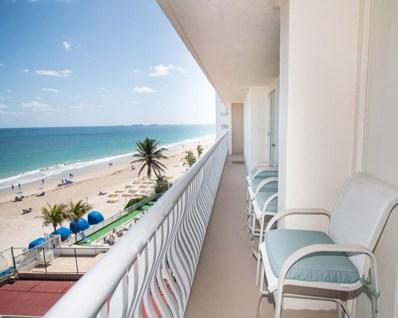 4020 Galt Ocean Drive UNIT 411, Fort Lauderdale, FL 33308 - MLS#: RX-10423728
