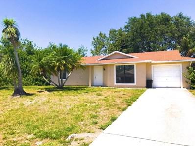 637 SW Post Terrace, Port Saint Lucie, FL 34953 - MLS#: RX-10423733