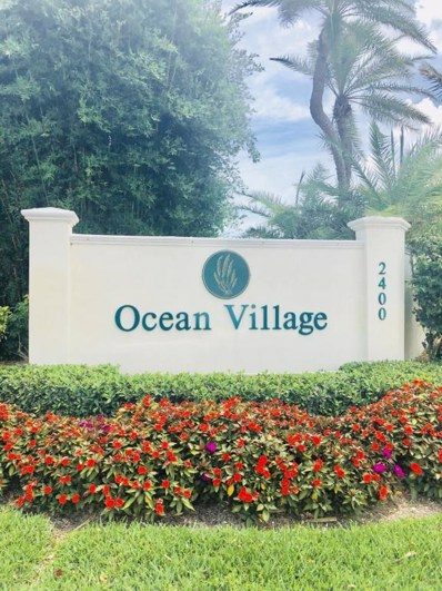 2400 S Ocean Drive UNIT V-323, Fort Pierce, FL 34949 - MLS#: RX-10423797