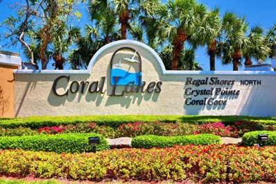 5906 Crystal Shores Drive UNIT 208, Boynton Beach, FL 33437 - MLS#: RX-10423874