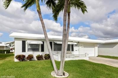 1009 SW 16th Street, Boynton Beach, FL 33426 - MLS#: RX-10424044