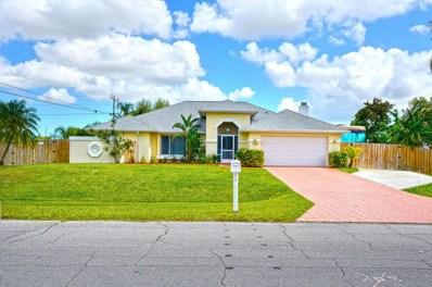2835 SE Eagle Drive, Port Saint Lucie, FL 34984 - MLS#: RX-10424267