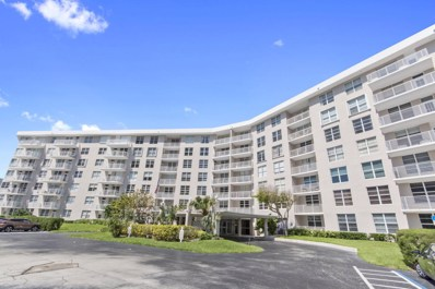 2851 S Ocean Boulevard UNIT 7-P, Boca Raton, FL 33432 - MLS#: RX-10424273