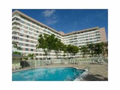 4400 Hillcrest Drive UNIT 211b, Hollywood, FL 33021 - MLS#: RX-10424331