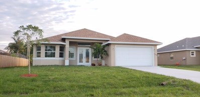 572 SW Ray Avenue, Port Saint Lucie, FL 34983 - MLS#: RX-10424414