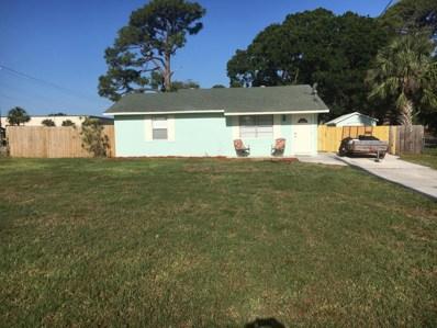 3017 S 7th Street, Fort Pierce, FL 34982 - MLS#: RX-10424509