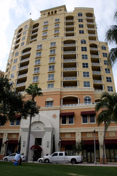 201 S Narcissus Avenue UNIT 1103, West Palm Beach, FL 33401 - #: RX-10424526