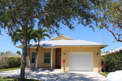 318 SE 3rd Avenue, Delray Beach, FL 33483 - MLS#: RX-10424545