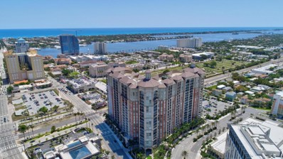 550 Okeechobee Boulevard UNIT 701, West Palm Beach, FL 33401 - #: RX-10424587