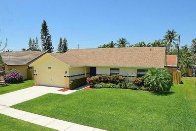 7801 W Country Club Boulevard, Boca Raton, FL 33487 - MLS#: RX-10424591