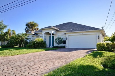2344 SW Savage Boulevard, Port Saint Lucie, FL 34953 - MLS#: RX-10424602